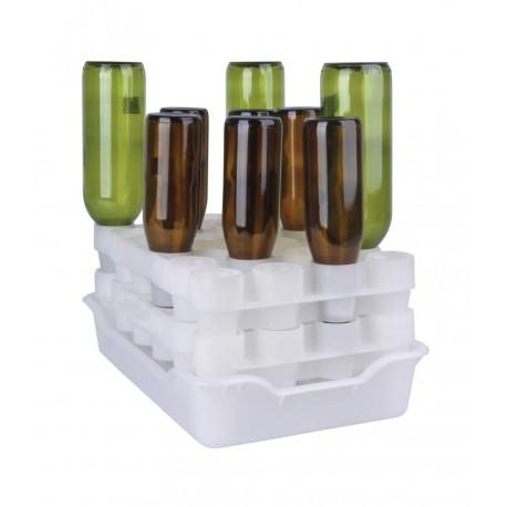 Fast Rack - Tørring/opbevaring af skyllede flasker