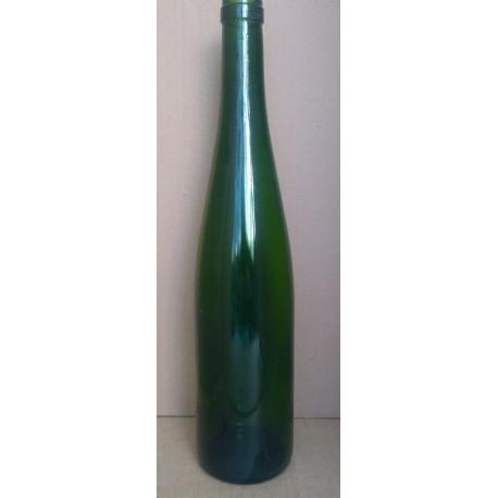 Hvidvinsflaske grøn 0,7 l, (Genbrug)