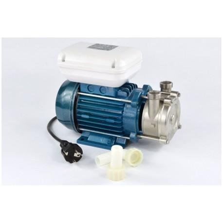Pumpe - Rustfri, 110 grader C. 5 l/m