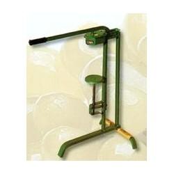 Lukkeapparat til metalskruelåg m gevind