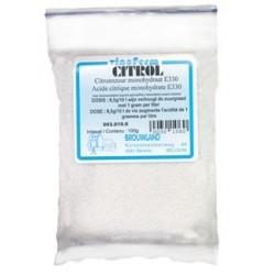 Citronsyre, 250 gr