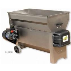Afstilker og drueknuser med motor og pumpe - Grifo DVEP30I