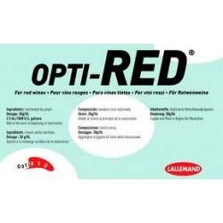 Opti-Red, Lallemand 2,5 kg
