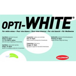 Opti-White, Lallemand 100 g