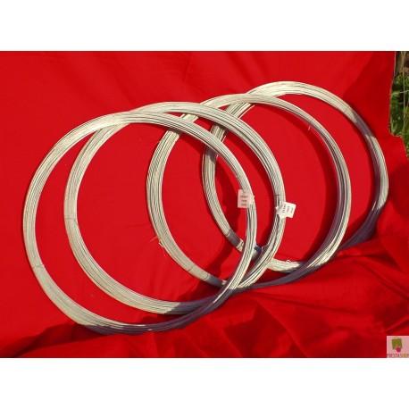 Tråd, 2 mm., sværtgalvaniseret, 20 kg (ca 800 m)
