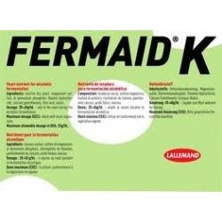 Fermaid K, Lallemand 2,5 kg